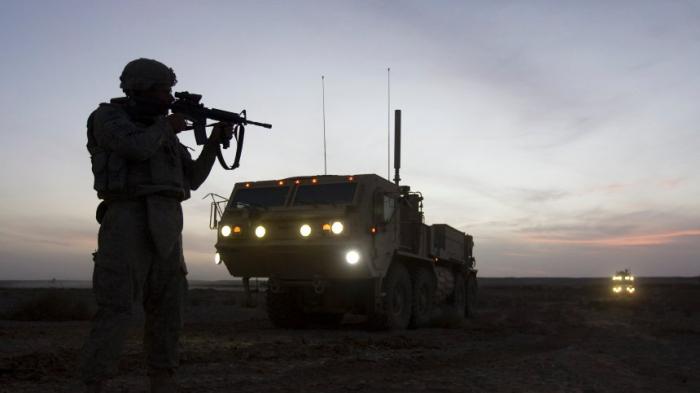 USA verlegen neue Truppen nach Saudi-Arabien