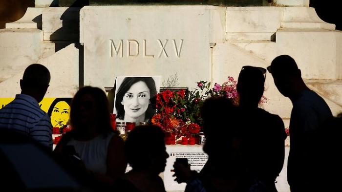 Malta ordnet Untersuchung im Fall Galizia an