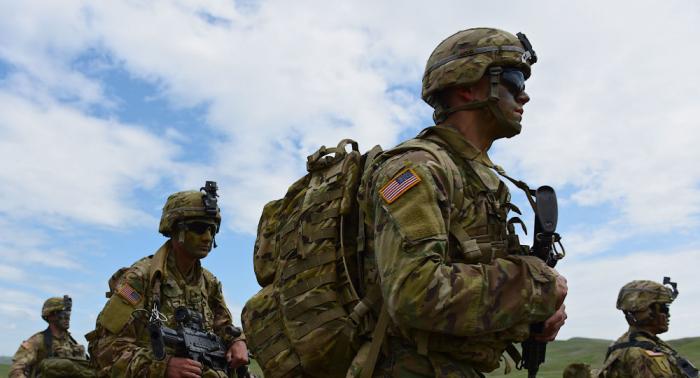 """USA verlegen weitere Truppen in den Nahen Osten wegen """"iranischer Aggression"""""""