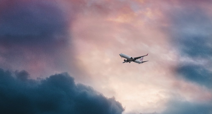 Más de 900 vuelos cancelados por el tifón Tapah en Japón y Corea del Sur