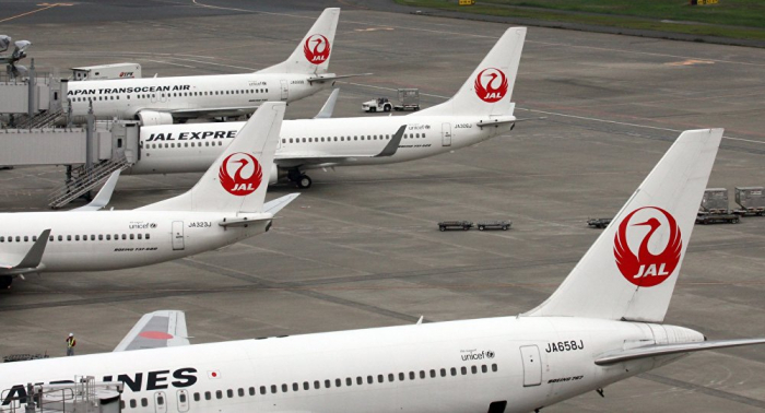 Japan cancels more than 400 flights due to Typhoon Tapah threat