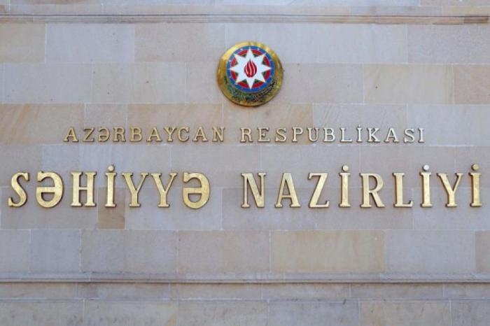 """""""Yük daşıyan ambulans bizə məxsus deyil"""" - Səhiyyə Nazirliyi"""