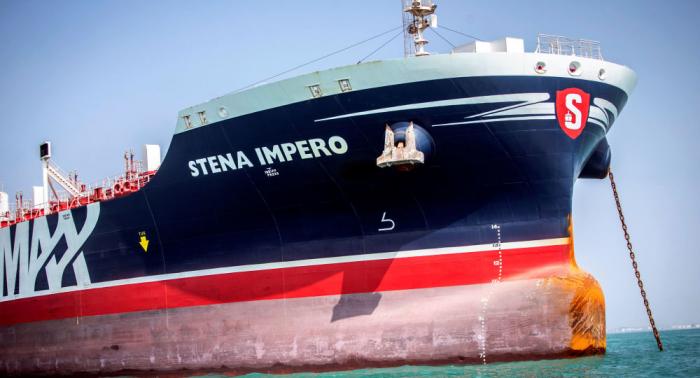 Iran bestätigt: Werden Öltanker Stena Impero bald freilassen