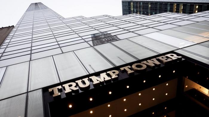 Juwelen aus Trump Tower gestohlen