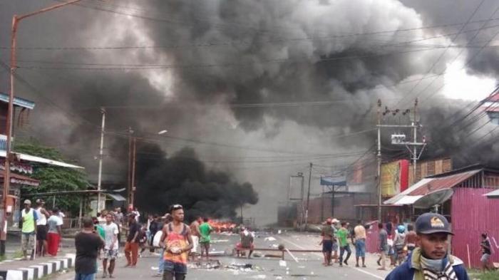 Indonésie:  nouvelles émeutes en Papouasie, des bâtiments incendiés