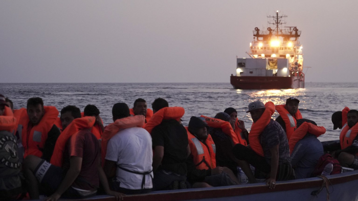 """""""Mittelmeer ist tödlichste Fluchtroute der Welt"""""""