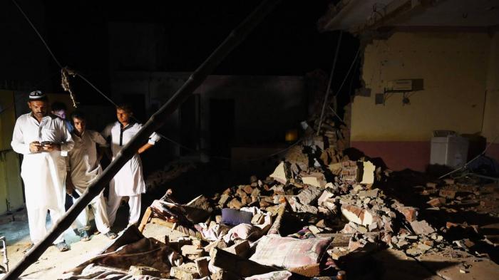 Séisme au Pakistan:   nouveau bilan de 22 morts