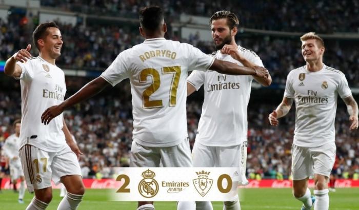 """""""Real Madrid"""" liderliyə yüksəldi - VİDEO"""