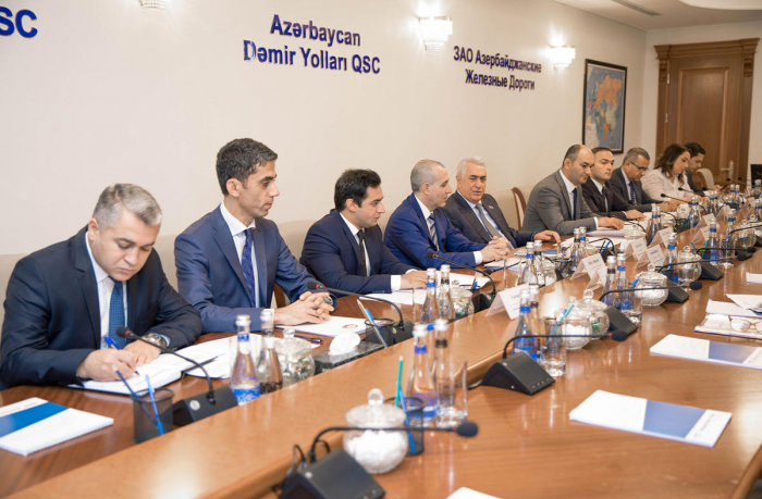 Azerbaijan Railways, WB discuss co-op prospects and priorities