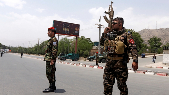 Afghanistan bolsters security as Taliban threatens presidential poll