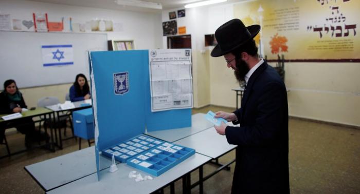 Más de la mitad de los israelíes están a favor de un gobierno de unidad