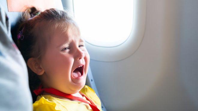 Japan Airlines seat map helps avoid screaming babies