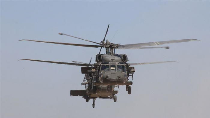 Turkey, US hold 7th joint helicopter flight over Syria