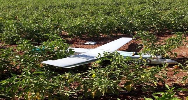 Turkish jets down UAV violating airspace on Syria border
