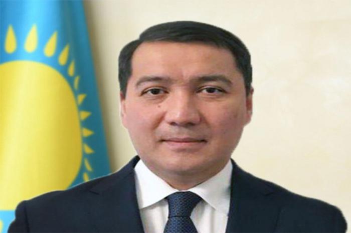 Kazakhstan appoints new ambassador to Azerbaijan