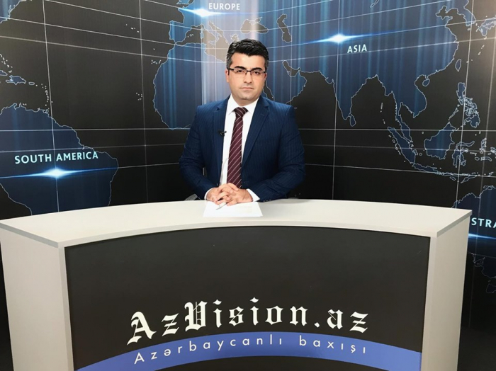 AzVision TV releases new edition of news in German for September 30 -  VIDEO