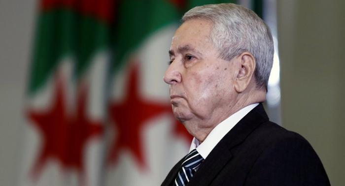 الرئيس الجزائري المؤقت يعفي الأمين العام للهيئة العليا المستقلة للانتخابات من مهامه