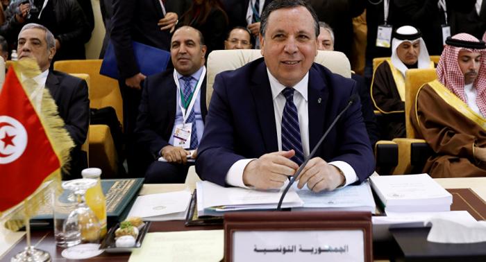 """وزير خارجية تونس: ما يحدث في ليبيا الآن """"حرب أهلية"""""""