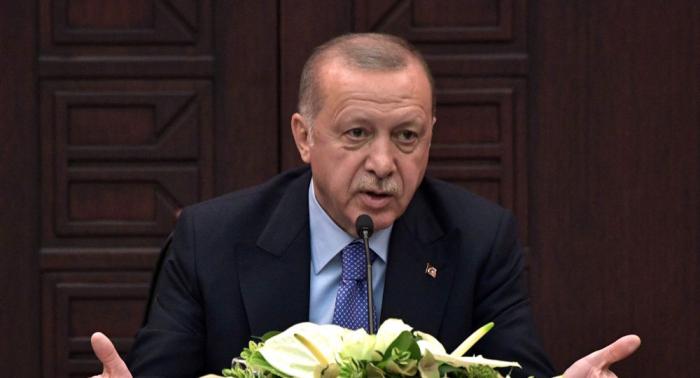 أردوغان: ننتظر دعما أقوى من الاتحاد الأوروبي بشأن إدلب وشرق الفرات