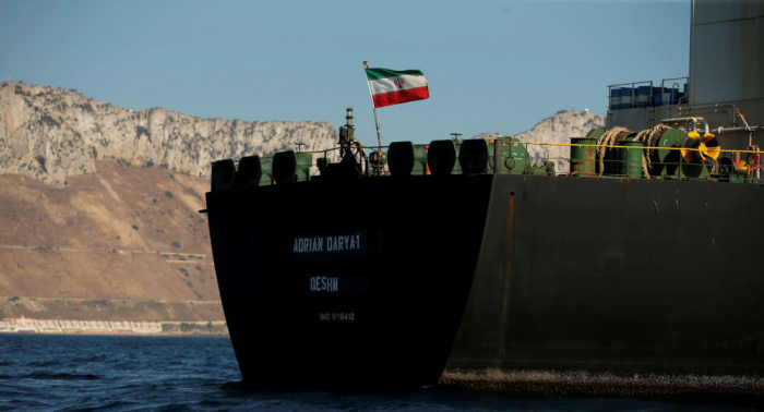 """إيران تبلغ بريطانيا بمفاجأة بشأن نفط الناقلة """"أدريان داريا"""""""