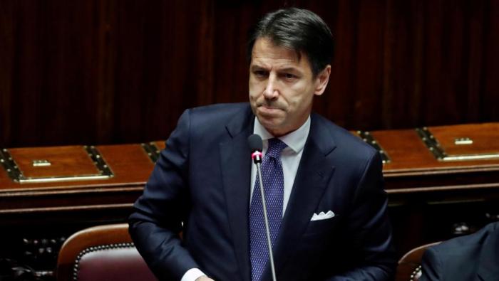 Italie:  les députés votent la confiance au gouvernement Conte