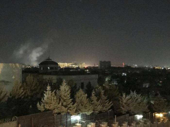 Tir de roquette sur Kaboul au jour anniversaire du 11 septembre