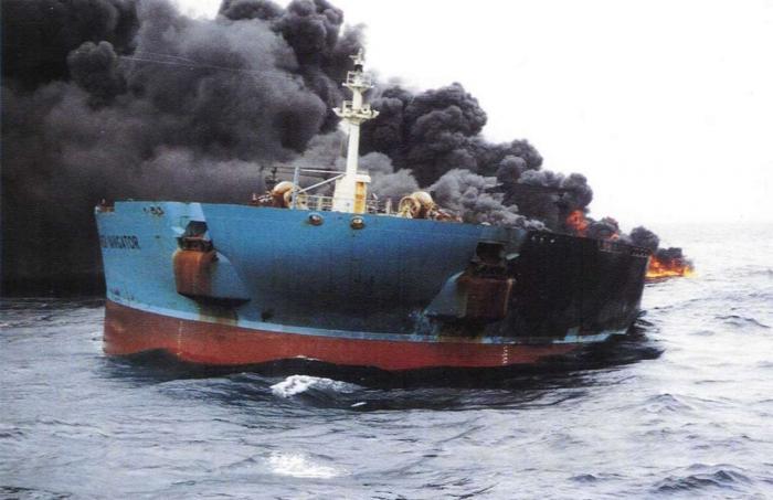 Kaliforniyada gəmidə yanan 33 nəfərin meyiti tapılıb