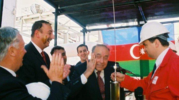 Əsrin 25 ili - Qara qızıldan Ağ günə