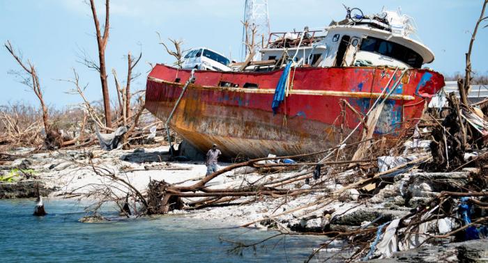 عاصفة جديدة تجتاح جزر الباهاما وقد تصبح مدارية