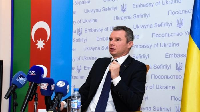 Embajador ucraniano:   El conflicto de Nagorno-Karabaj debe resolverse en el marco de la integridad territorial de Azerbaiyán
