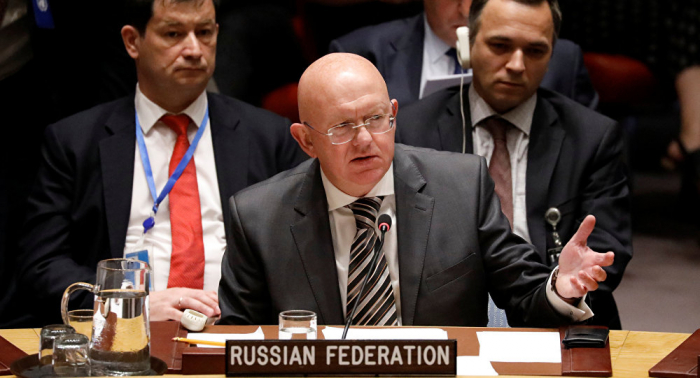 مندوب روسيا لدى الأمم المتحدة: موسكو تأمل في التوصل لاتفاق بين واشنطن وطالبان