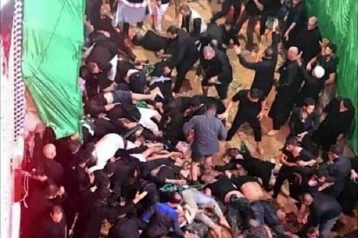 Aşura mərasimində faciə: 31 ölü, 100 yaralı - (FOTO)