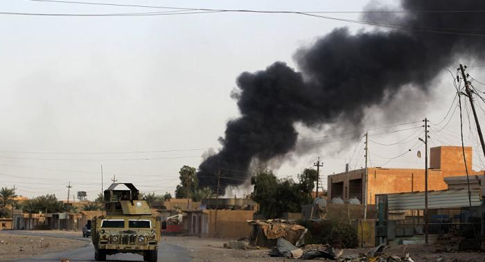 """قرار عسكري يقطع الطريق أمام قصف مخازن الأسلحة التابعة لـ""""الحشد الشعبي"""""""