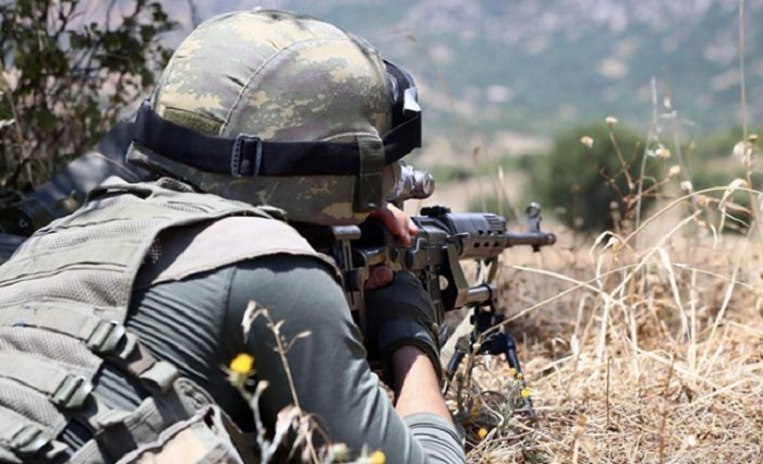 PKK-nın daha 5 üzvü zərərsizləşdirilib