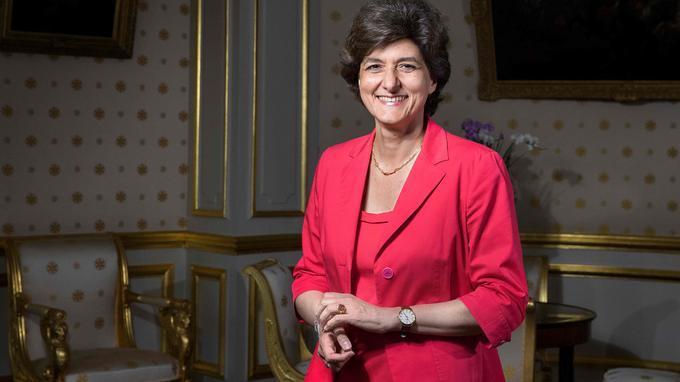 Commission européenne:   la Française Sylvie Goulard désignée au Marché intérieur