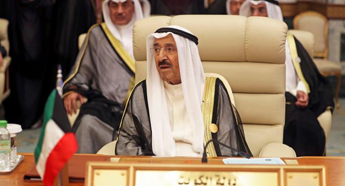 أمير الكويت يوجه رسالة جديدة لشعبه