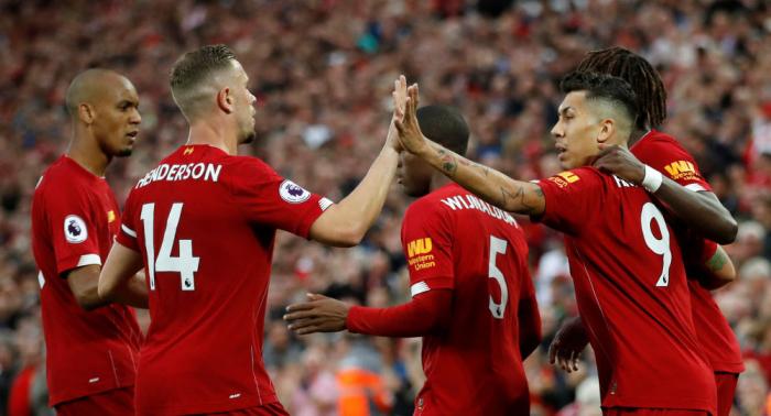 أهداف مباراة ليفربول ونيوكاسل (3-1) في الدوري الإنجليزي