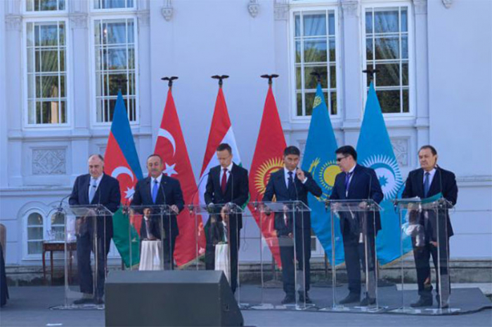 Inauguration ceremony of Turkic Council Hungary Office held