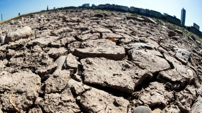 Heißeste Fünfjahresperiode seit Beginn der Messungen