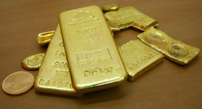 أسعار الذهب ترتفع بعد خسائر طوال 4 أيام