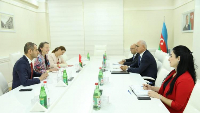Switzerland is interested in expansion of relations with Azerbaijan -Ambassador
