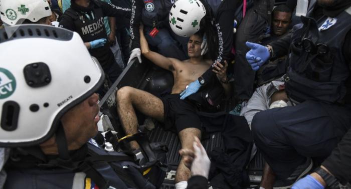 """الولايات المتحدة وحلفاؤها ينشطون """"ميثاق ريو الدفاعي"""" على ضوء الوضع في فنزويلا"""
