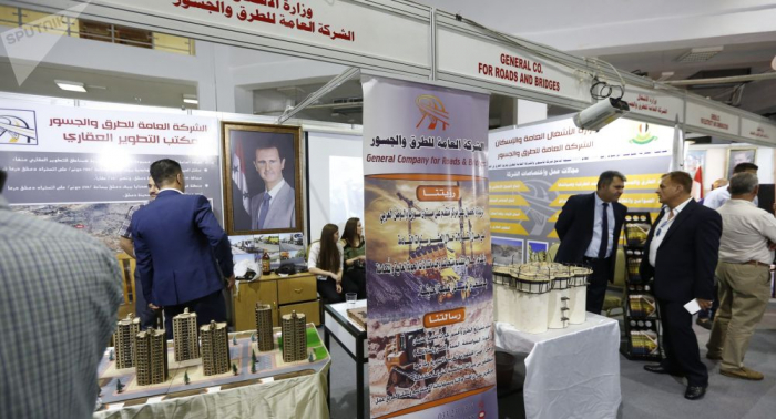 """""""إعمار سوريا"""" بمشاركة 10 شركات روسية.. ماتفييف: مهتمون بتوطين الصناعات في الأراضي السورية"""
