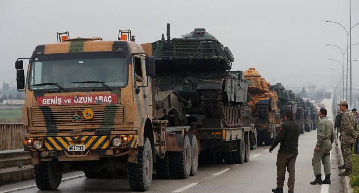 أردوغان يعلن اكتمال استعدادات الجيش للتحرك باتجاه سوريا