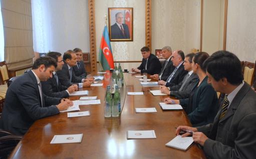 Azerbaijani FM receives newly-appointed Lithuanian Ambassador