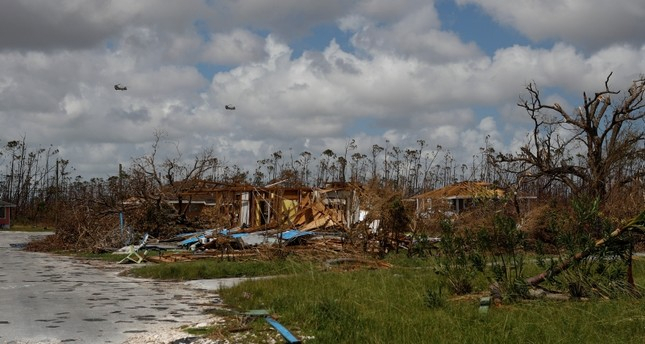 2,500 missing in Bahamas after Hurricane Dorian: official