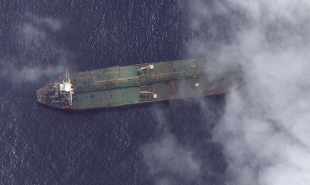 Britain accuses Iran of selling Adrian Darya 1 tanker oil to Syria