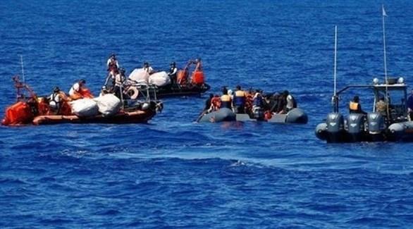 بريطانيا تعترض 86 مهاجراً أثناء محاولتهم العبور في قوارب صغيرة