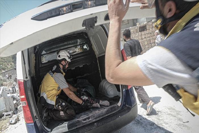 Türkiyə-Suriya sərhədində partlayış - 12 nəfər ölüb
