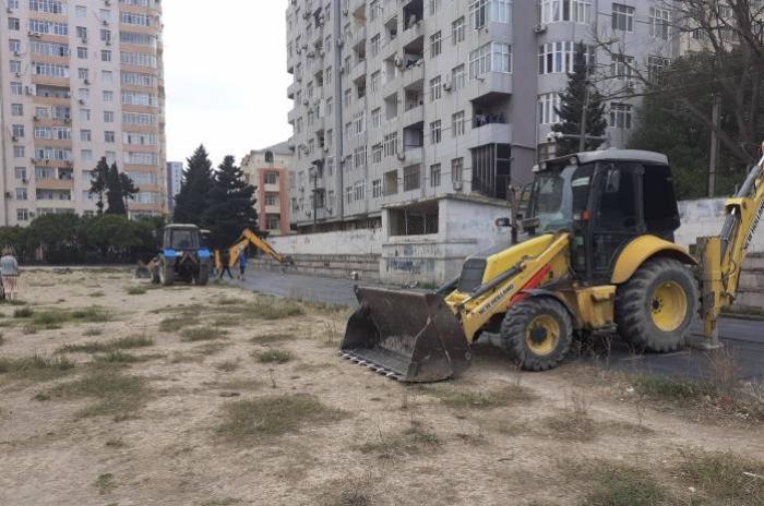 """""""Məhsul"""" stadionu təmirə bağlanır"""